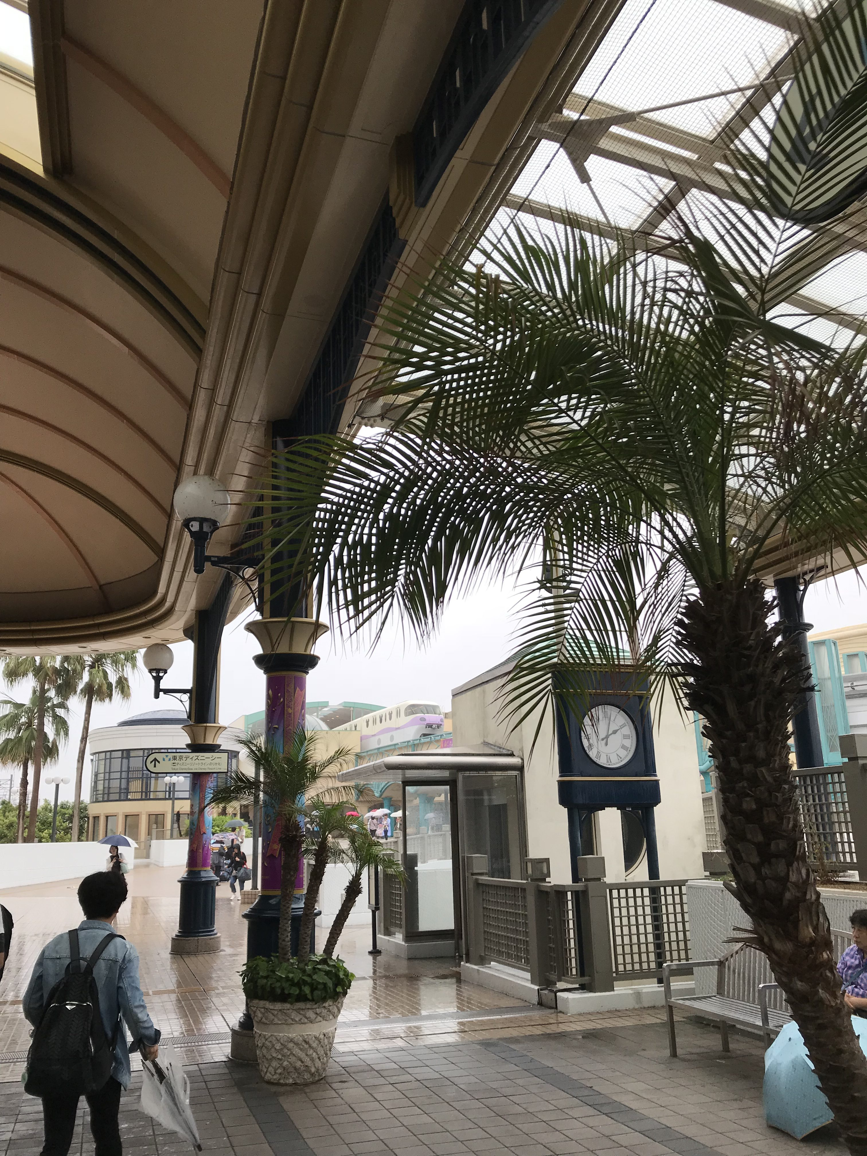 舞浜駅からトルセドールへの道順1