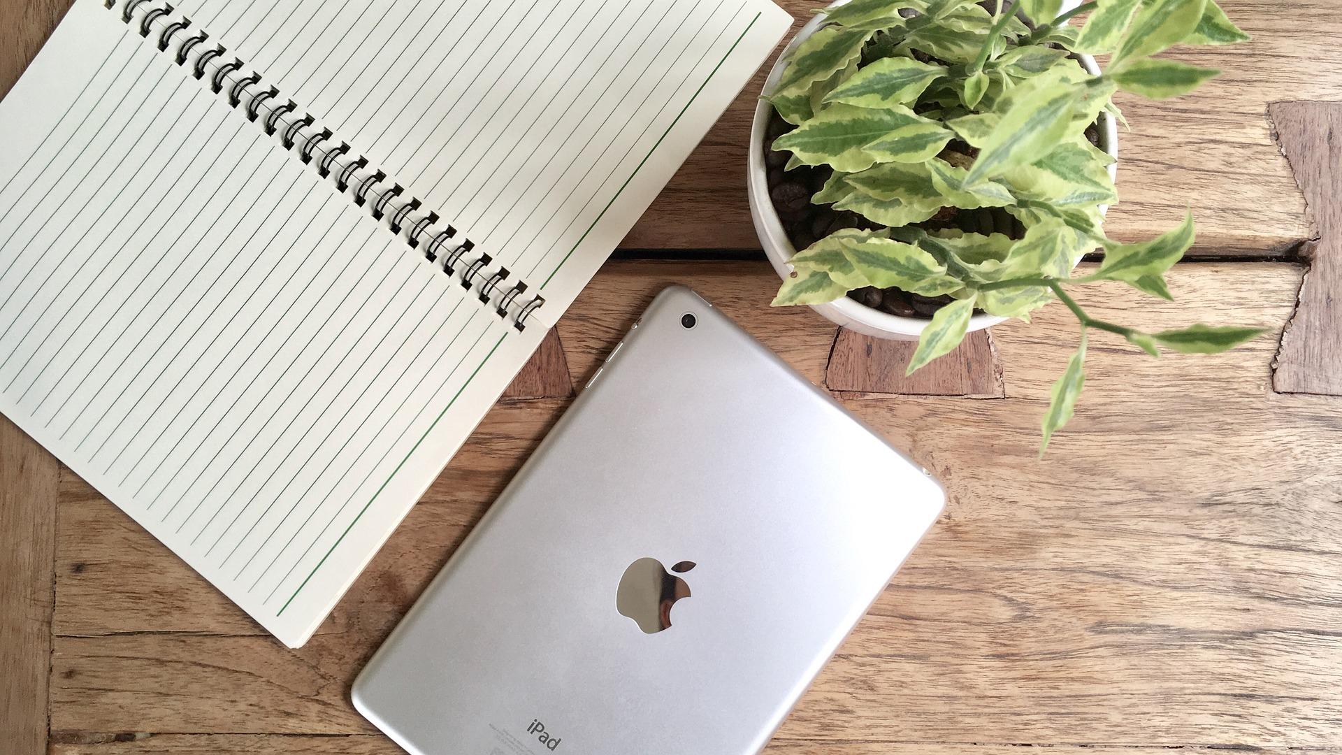 iPadとノート