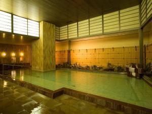 熱海ニューフジヤホテル温泉