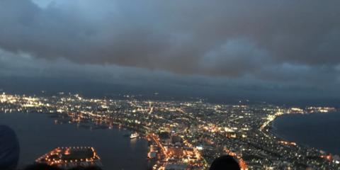 函館山の絶景