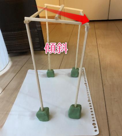 自転車置き場 模型
