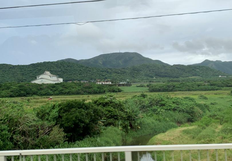 石垣島風景