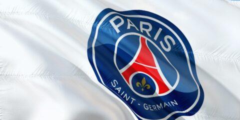 パリ・サンジェルマンの旗