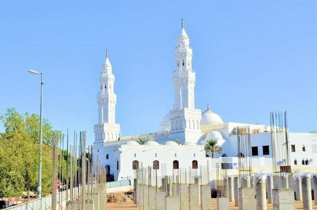サウジアラビア モスク