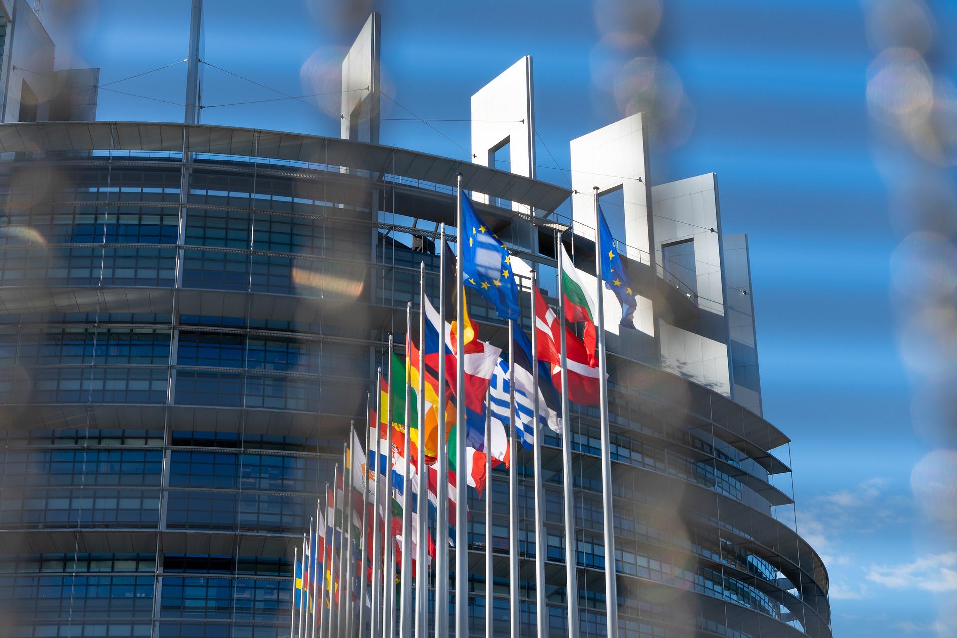 ヨーロッパ国旗